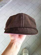 Cappello basco coppola marrone rosa H&M BERSHKA STRADIVARIUS ASOS ZARA MOTIVI