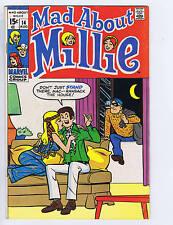 Mad About Millie #14  Marvel Pub 1970