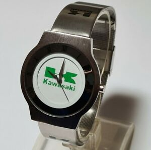 Men's Kawasaki promotional watch, great condition, full working order.