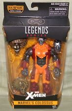 "COLOSSUS Marvel Legends WARLOCK Build-A-Figure Series 6"" 2017 X-MEN IN HAND"