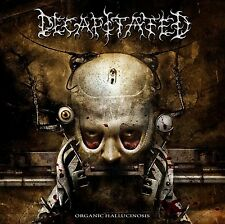 "Decapitated ""Organic Hallucinosis"" CD - NEW!"