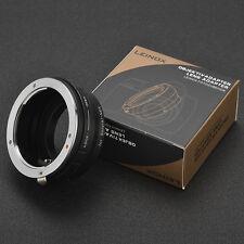 LEINOX Sony A-NEX with Aperture lever Sony A lens to Sony E Lens A7 A7II A6300