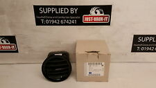 vauxhall corsa d heater air vent centre outer piano black 13417363 genuine gm