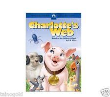 Charlottes Web (DVD, 2001, Widescreen Version)