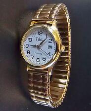 Analoge Markenlose Armbanduhren mit Datumsanzeige für Damen