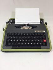Vintage Typewriter Made in Bulgaria Hebros 1300F Retro Typewriter Eastern Bloc