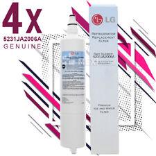 4X GENINE LG Fridge Filter - 5231JA2006A