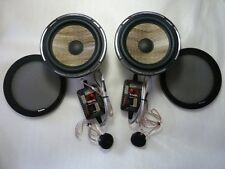 FOCAL PS165F Expert FLAX CONE 2 Way System Speakers PS 165 F COMPONENT SET NEW