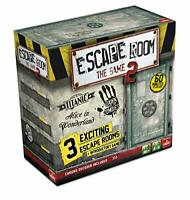 Goliath Games Escape Room The Game Vol. 2, Three Pack