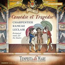 Comedie Et Tragedie Vol 2 Tempesta Di Mare Original Audio Music CD New Volume 2