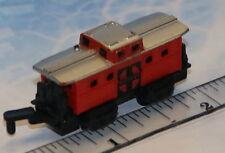 MICRO MACHINES TRAINS CABOOSE CAR # 4