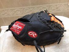 "New listing Rawlings RCM30T 33"" Player Prefer Baseball Softball Catchers Mitt Right Throw"