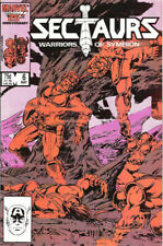 Sectaurs #6 May 1986 Marvel Comic Book (NM)