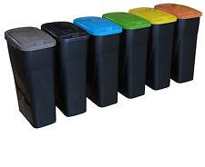 Mondex Mülleimer 15 Liter Duo BinTreteimer Abfalleimer Mülltrenner Müllsammler