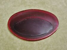 20s 30s 40s Kissel Dodge Buick Packard Hudson Tail Light Glass Red Lens Antique