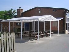 Commercial School Car Park Loading Bay Entrance Outdoor Canopy Cover Shelter