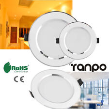 Downlight Panel LED Regulable Luz empotrada de techo 3W 5W 7W 9W 12W 15W 18W Lámpara