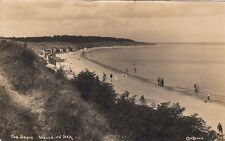 WELLS-NEXT-THE SEA( Norfolk): The Beach -GEM -RP -ACOCK-used 1925