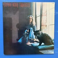 Carole King Tapestry Record Album Vinyl LP 33 1/3 PE 34946 Ode Gatefold Cover