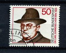 Alemania Occidental 1976 Sg # 1784 Dr. Carl Sonnenschein clérigo Cto utilizado #a 23126