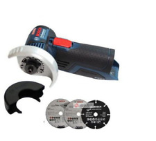 BOSCH Professional GWS10.8-76V-EC Cordless Mini Angle Grinder (Body only)