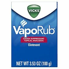 Vicks VapoRub Ointment 3.53 oz Each