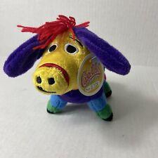 "Casa Ole Donkey Piñata Plush 7.5"""