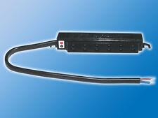 5x 6-fach AMP Verteiler | Offenes Ende auf 6 AMP Buchsen | Schwarz