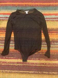 victoria secret bodysuit size  M