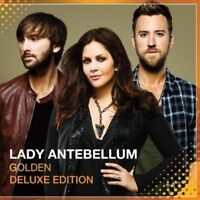 Lady Antebellum - Golden [New CD] Deluxe Edition