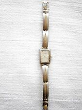 Anne Klein Dual Tone Bracelet Watch - New Battery - #10/5405