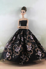 Fashion Princess Party Dress/Evening Clothes/Gown For 11.5 inch Doll a06