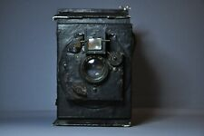 The Adams Idento Folding Bellows Camera + Ross Compound Homocentric 6 Inch F6.8