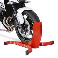 Motorrad Ständer CL Honda VTR 1000 SP-1// SP-2 Motorrad Heber hinten rot