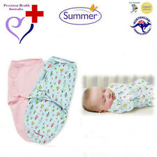 "Summer Infant SwaddleMe Swaddle 2-Pack (""Sweet Trees"" 