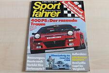 149759) Ford Capri 2.8 vs Capri Turbo vs Berkenkamp Turbo - Sport Fahrer 03/1982