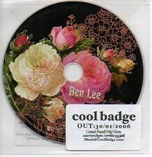 (332A) Ben Lee, Gamble Everything for Love - DJ CD