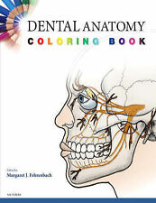 Dental Anatomy Coloring Book by Saunders (Paperback, 2007)