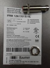 Baumer Electric 12mm NPN Proximity Switch