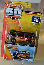 Matchbox Commemorative Edition Volkswagon T2 Bus #16 NEW
