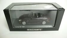 LEXUS SC 430 2001 PURPLE METALLIC MINICHAMPS 400166132 1:43