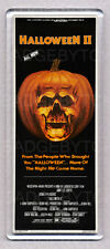 HALLOWEEN II (2) movie poster LARGE FRIDGE MAGNET - CLASSIC!
