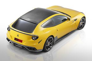 Novitec Carbon Taillight Covers - Ferrari FF
