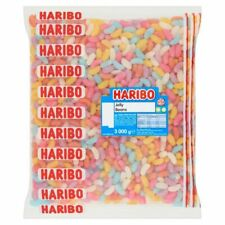 Haribo Jelly beans Pick n Mix Wholesale 200G 3kg Tub Sweets Candy gift