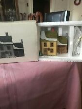 Dept 56 / New England Village Series / Livery Stable And Boot Shop / Nib