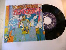 """ROBERTO VECCHIONI""""MONTECRISTO-disco 45 giri PHILIPS It 1980""""PAZIENZA-PERFETTO"""