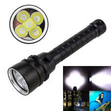 15000Lm XM-L T6 LED Scuba Diving Flashlight Torch 18650 lamp Waterproof 100m