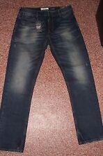 Mens Fat Face Jeans slim Fit denim W34 L34 BNWT