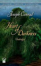 Heart of Darkness (Dover Thrift Editions), New, Free Shipping