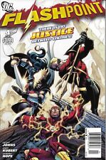 DC Flashpoint comic issue 4